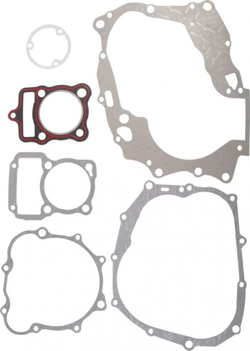 Gasket Set - 6pc, 150cc, CG150, Air Cooled Top and Bottom End