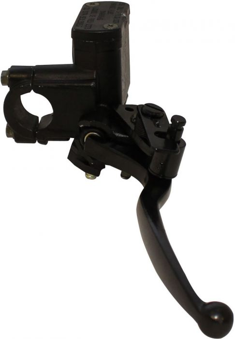 Brake Lever With Brake Oil Reservoir - Right Hand, With Brake Lock (Parking Brake)