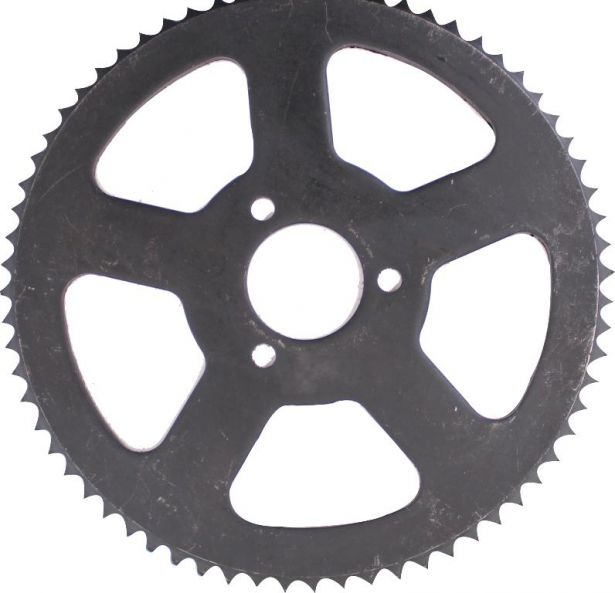 Sprocket - Rear, 68 Tooth, HS25 Chain