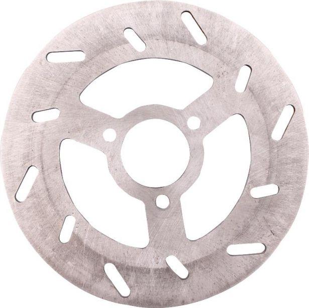 Brake Rotor - 3 Bolt 120mm 26mm Brake Disc, 50cc to 300cc
