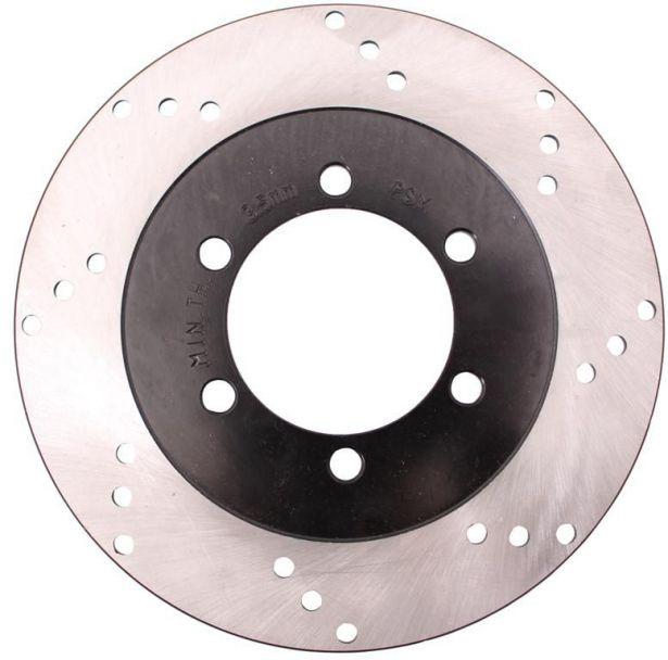 Brake Rotor - 6 Bolt 190mm 65mm Brake Disc, 50cc to 300cc