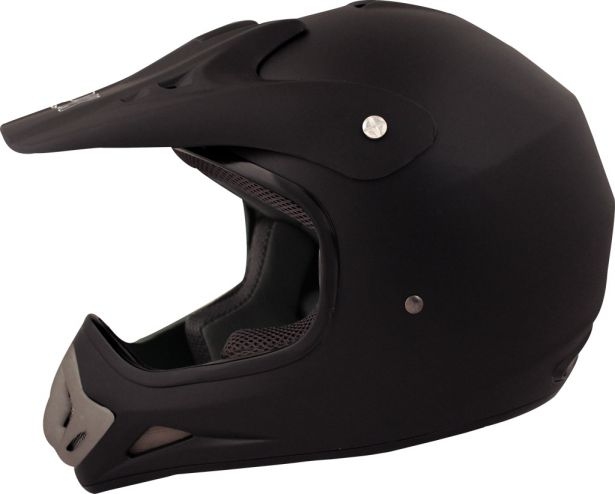 PHX Vortex - Pure, Flat Black, L