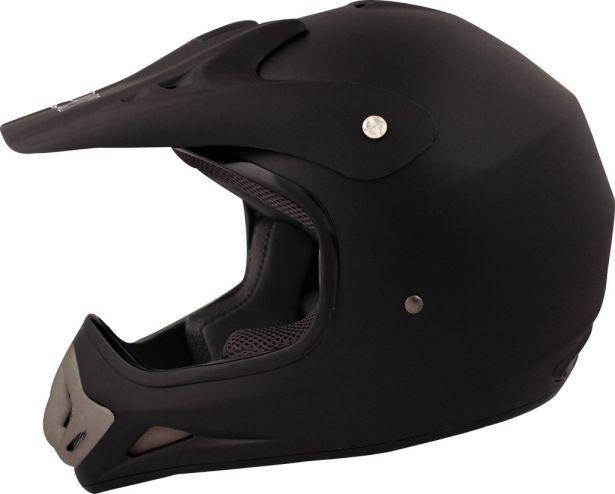 PHX Vortex - Pure, Flat Black, XL