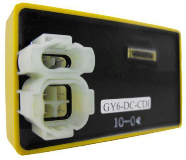 CDI - 150cc/200cc/250cc GY6, 300cc, 500cc, 700cc Performance DC CDI