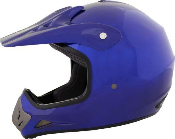 PHX Vortex - Pure, Gloss Blue, XL