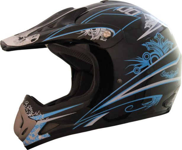 PHX Vortex - Matrix, Gloss Black, L