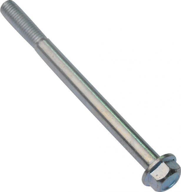 Flange Bolt, Hexagon Head, 8-105 (2pcs) 8mm Diameter 105mm Length