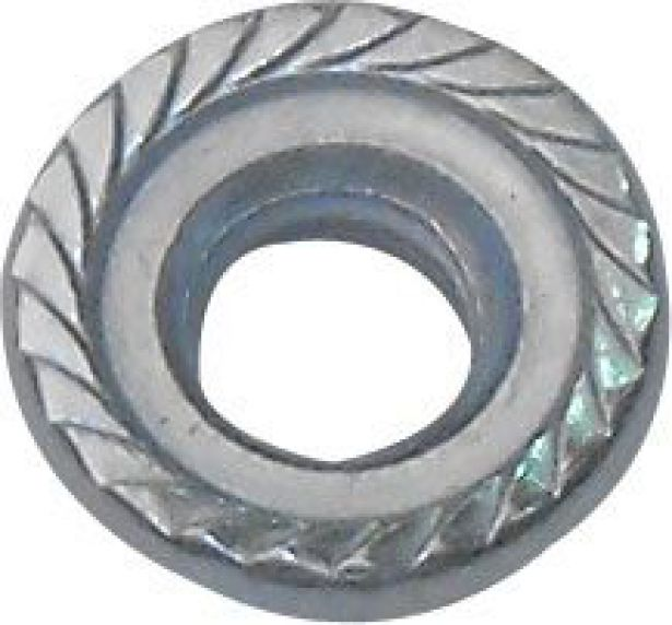 Flange Nut, M5 (4pcs)