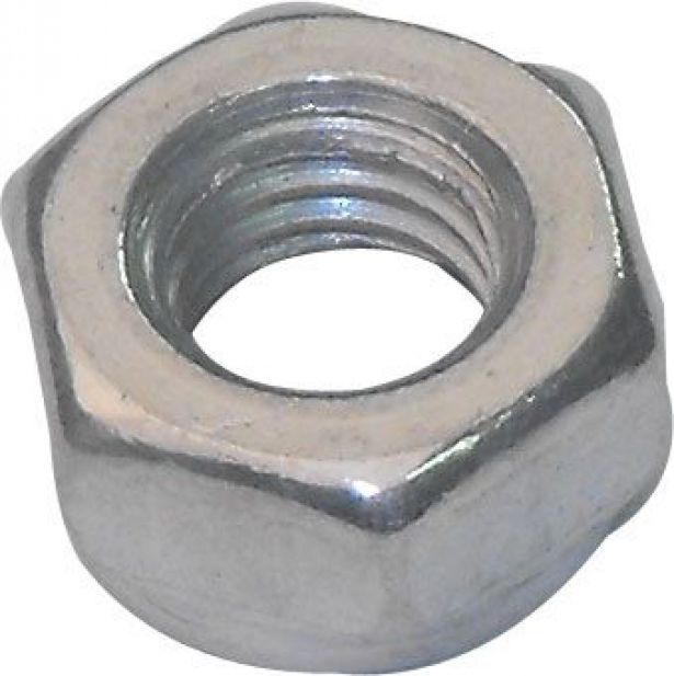 Lock Nut, Nylon Insert Nut, 10-1.5 (4pcs)