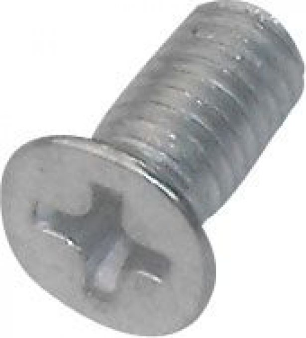 Countersunk Head Bolt, Phillips, 5-10 (4pcs)