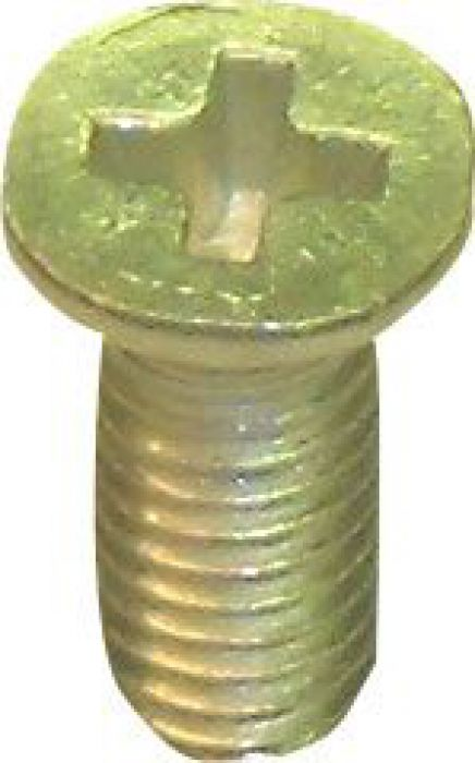 Countersunk Head Bolt, Phillips, 5-12 (4pcs)