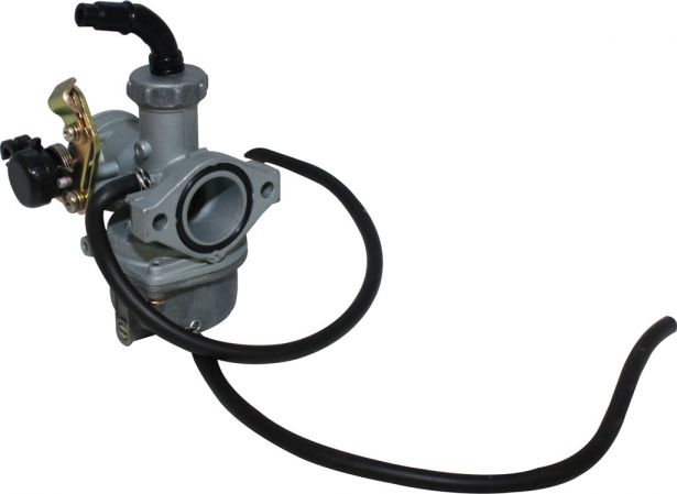 Carburetor - 25mm, Remote Choke (With Cable Attachment)
