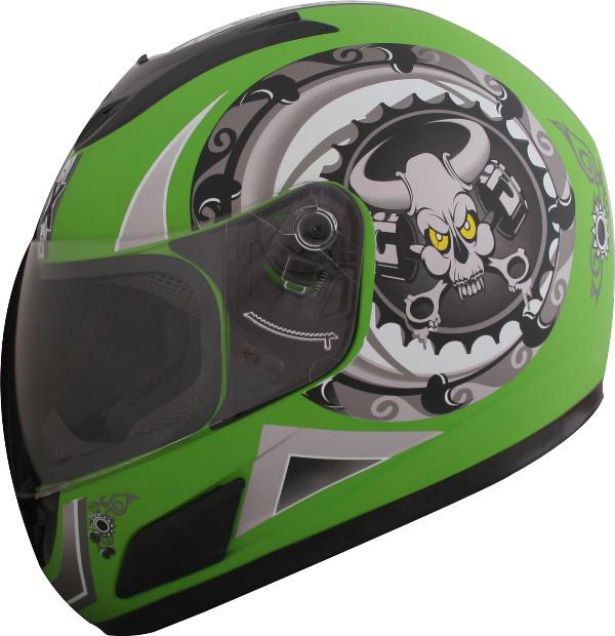 PHX Velocity 2 - Toro, Flat Green, XXL