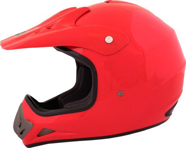PHX Vortex - Pure, Gloss Red, M