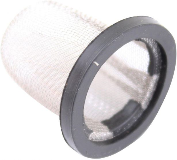 Oil Filter Screen - Cone