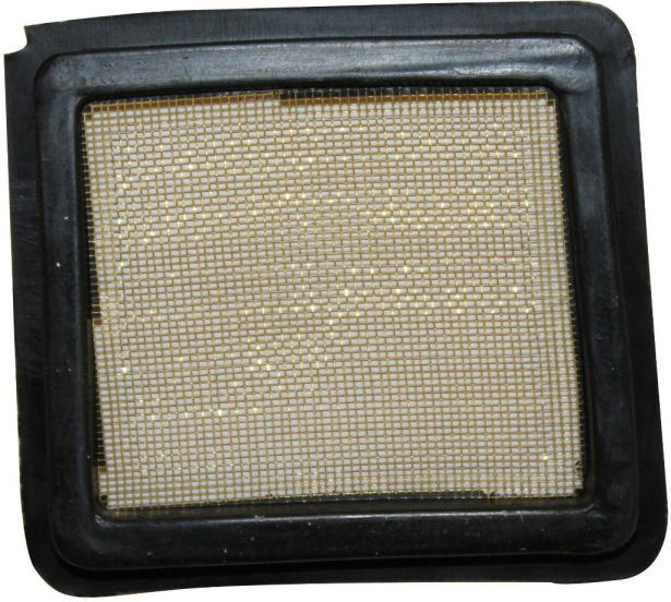Oil Filter Screen - Flat
