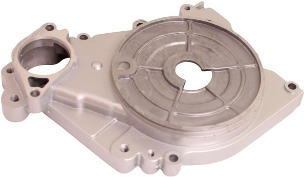 Engine Cover - 50cc to 125cc, Mid Section