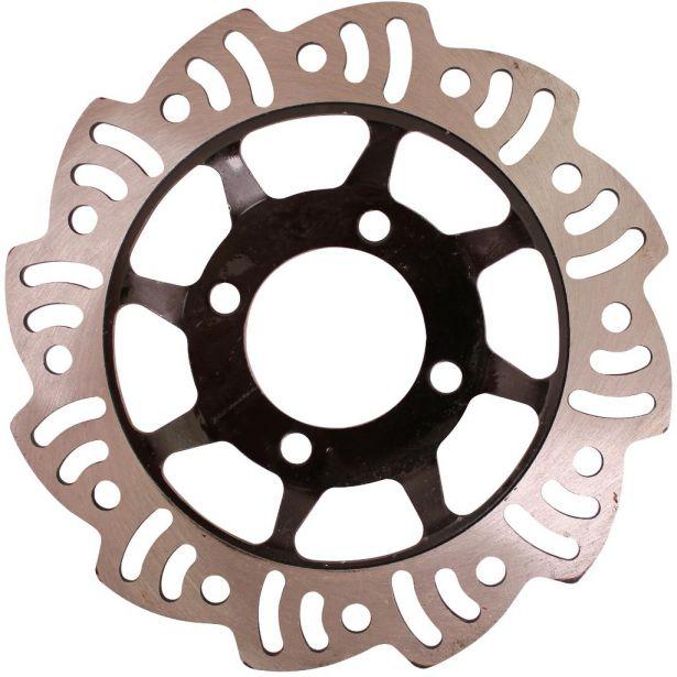Brake Rotor - 4 Bolt 190mm 50mm Brake Disc, 50cc to 300cc