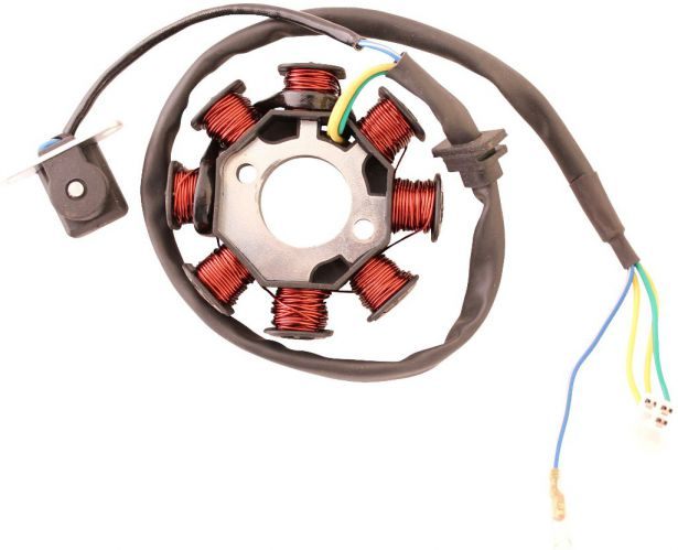 Stator Magneto Coil Gy Wire on Dirt Bike Parts Outlets