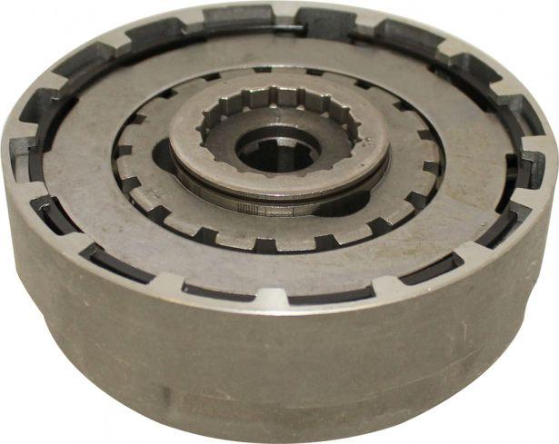 Clutch Kit - 50cc to 140cc (Triangular teeth)