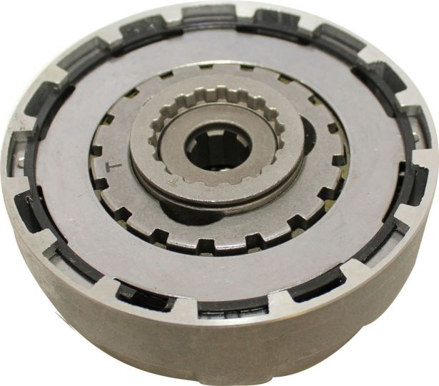 Clutch Kit- 50cc to 140cc (Square/Rectangular teeth)