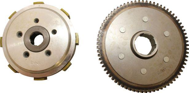 Clutch - CG150 - 5 Plate