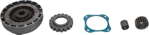 Clutch Kit- 50cc to 140cc