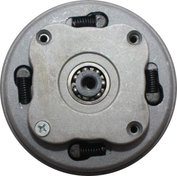 Clutch Kit- 50cc to 140cc