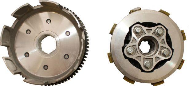 Clutch - CG150, 6 Plate