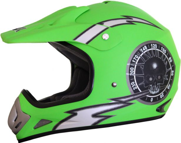 PHX Vortex - Overclock, Flat Green, M