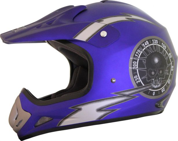 PHX Vortex - Overclock, Flat Blue, S