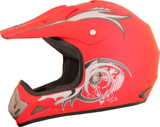 PHX Vortex - Premiere, Flat Red, M