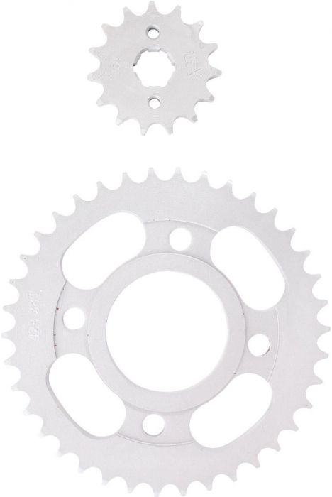 Sprocket Set - Rear 428-38T, Front 428-15T