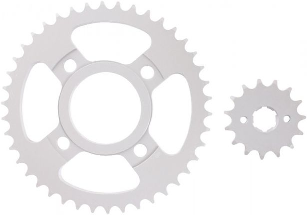 Sprocket Set - Rear 428-46T, Front 428-14T