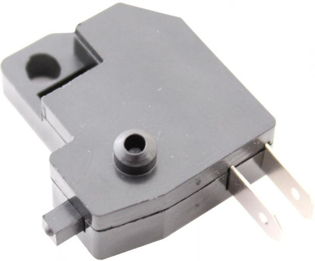 Lever Switch - Universal, Brake Light & Electric Motor Toggle Switch, Right Side