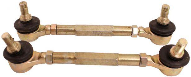 Tie Rods - 95mm, 2pc Set