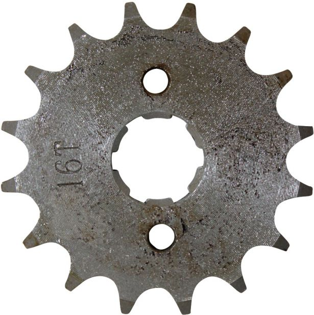Sprocket - Front, 16 Tooth, 520 Chain, 20mm Hole