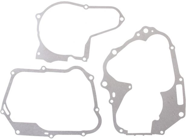 Gasket Set - 3pc, 90cc, 110cc, Bottom End