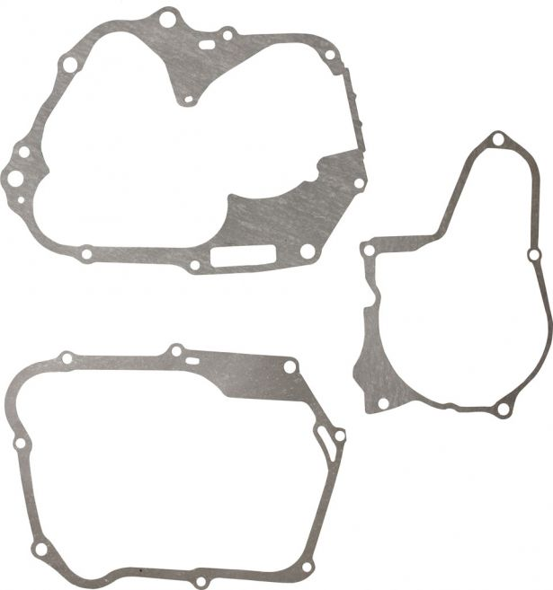 Gasket Set - 3pc, 110cc, Bottom End