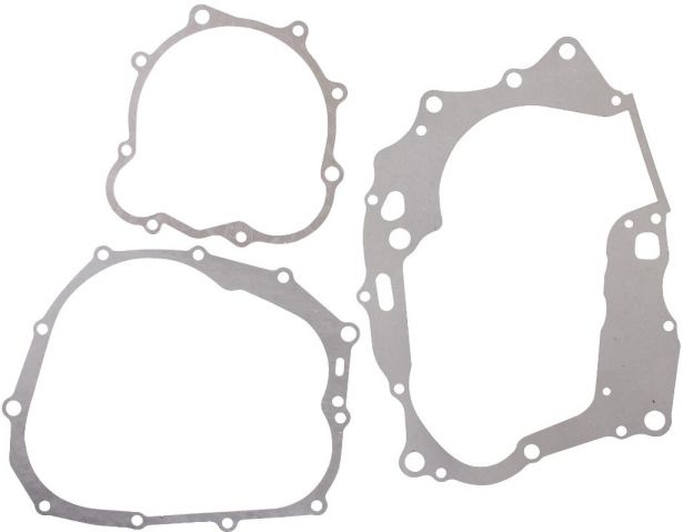 Gasket Set - 3pc, 125cc, CG125, Bottom End