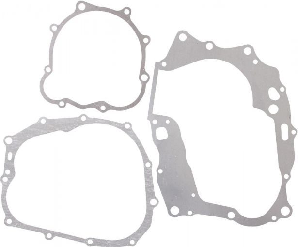 Gasket Set - 3pc, 200cc, Bottom End