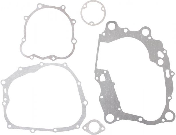 Gasket Set - 5pc, 200cc, ZS200, Zongshen, Bottom End