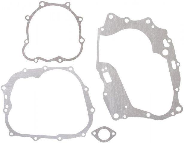 Gasket Set - 4pc, 200cc, LF200, Lifan, Bottom End