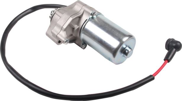 Starter - 50cc to 125cc, 12 Tooth, 2 Hole Bottom Mount