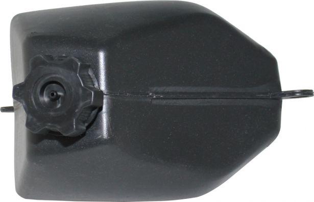 Gas Tank - 49cc to 125cc, ATV, Plastic