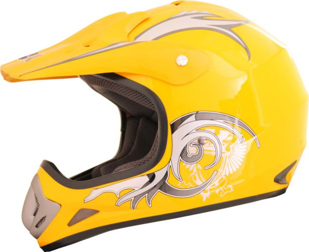 PHX Vortex - Premiere, Gloss Yellow, XXL