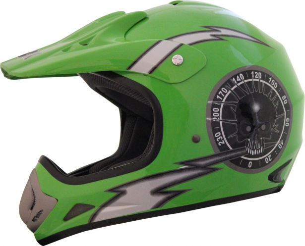 PHX Vortex - Overclock, Gloss Green, XL