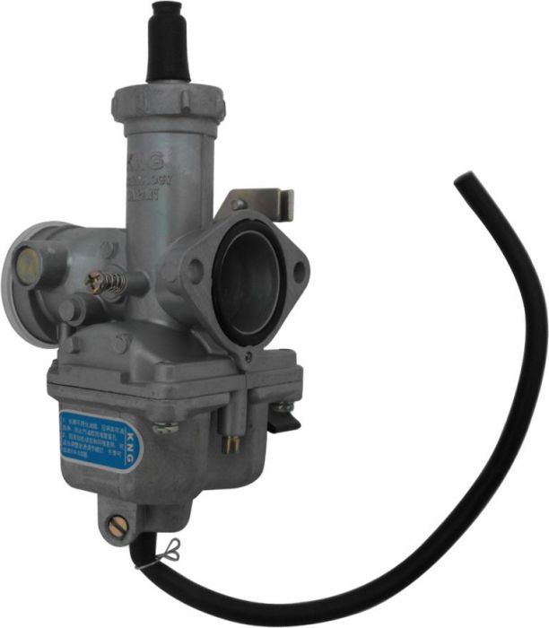 Carburetor - 27mm, Remote Choke (With Cable Attachment)