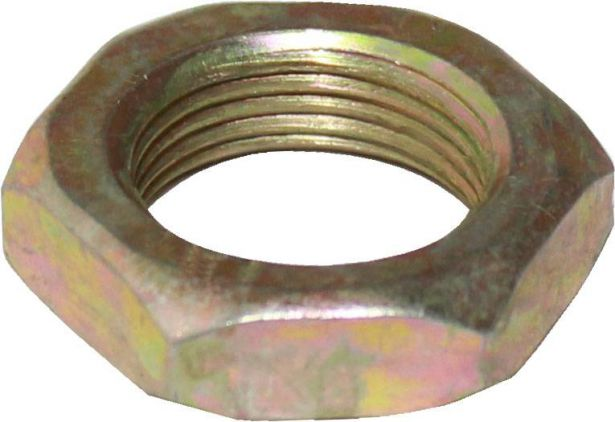 Hexagon Axle Nut, 22-1.5 (4pcs)