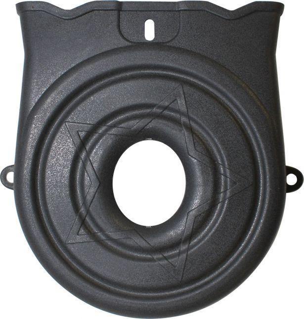 Chain Guard - Chain Cover, Plastic